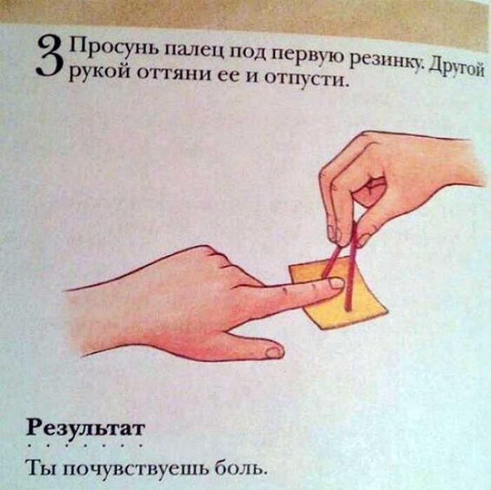 Гениальное задание и вывод просто блеск. | Фото: Woofoo.ru.