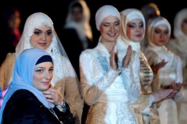 Жена Рамзана Кадырова: вот как выглядит супруга самого медийного политика России