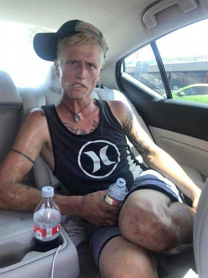 Мать опубликовала фото, как изменился ее сын за 7 месяцев приёма наркотиков