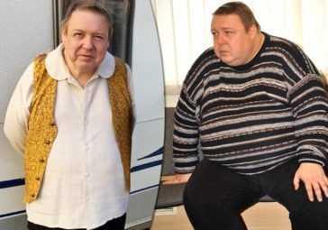 «Уменьшились вдвое»: 6 знаменитых мужчин, которые сильно похудели