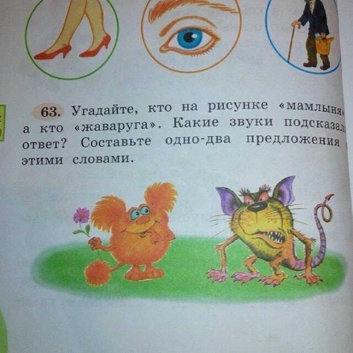 С каких пор учебники пишут психически больные люди? | Фото: STENA.ee.