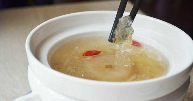 Суп из птичьих гнезд — Юго-Восточная Азия