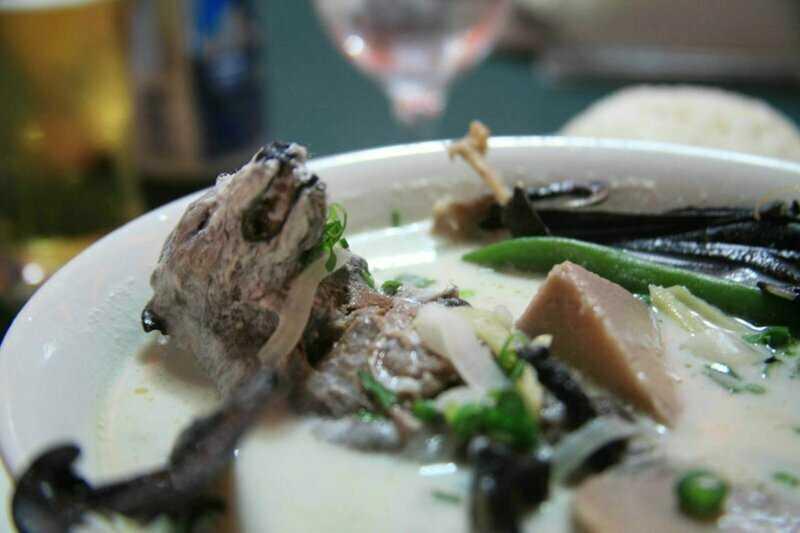 Суп из летучей лисицы — Индонезия, Палау
