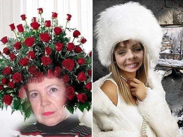 17 мастеров фотошопа из Одноклассников, творческие порывы которых уже не остановить-18 фото-